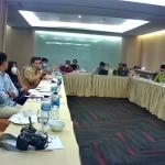 Rapat Evaluasi dan Koordinasi Anggota Koalisi Privat Sektor Untuk Siak Hijau